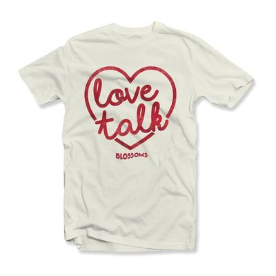 Blossoms: Love Talk T-Shirt - XL