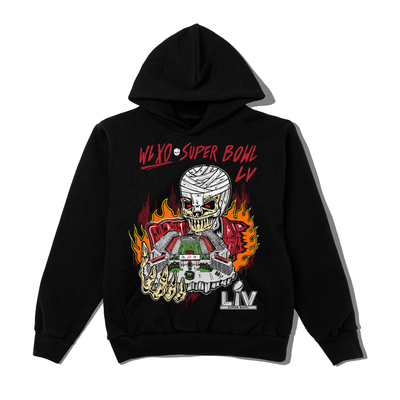 The Weeknd: SUPER BOWL LV - WARREN LOTAS XO PULLOVER HOOD