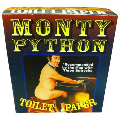 Monty Python: Monty Python Toilet Paper