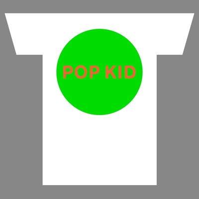 Pet Shop Boys: POP KID T-Shirt