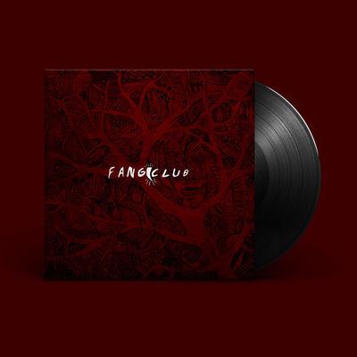 Fangclub: Fangclub: Signed LP