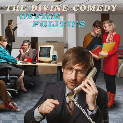 The Divine Comedy: Office Politics: Deluxe CD