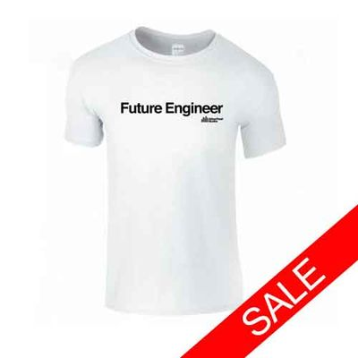 Abbey Road Studios: Abbey Road Engineer White Kids T-Shirt