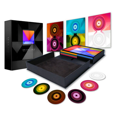 Brian Eno: Music For Installations: Super Deluxe Edition