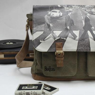 The Beatles: Abbey Road Green Satchel