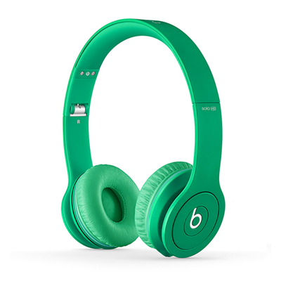 Beats: Solo HD 2 On-Ear Headphone - Matte Green