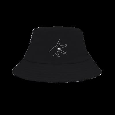 KURUPT FM: BUCKET HAT (BLACK)