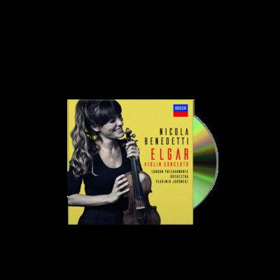 nicola_benedetti : Elgar signed CD