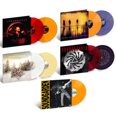 Soundgarden: Soundgarden 35th Anniversary Exclusive Bundle