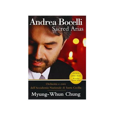 Andrea Bocelli: Sacred Arias