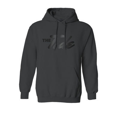 The Tide: The Tide Black Hoodie