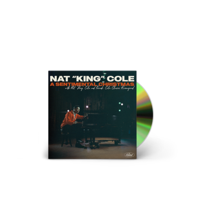 Nat King Cole: A Sentimental Christmas with Nat King Cole and Friends: Cole Classics Reimagined CD