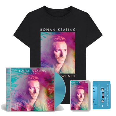 Ronan Keating: SIGNED Twenty Twenty ultimate fan bundle