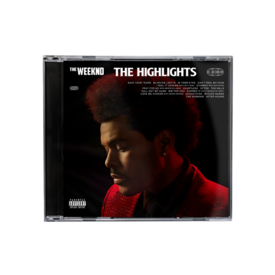 The Weeknd: THE HIGHLIGHTS EXPLICIT CD