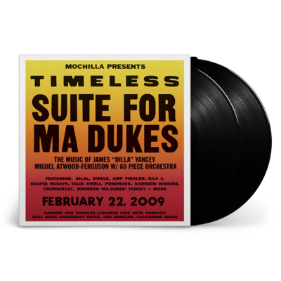 Miguel Atwood-Ferguson: Mochilla Presents Timeless: Suite For Ma Dukes