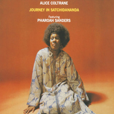 Alice Coltrane: Journey in Satchidan LP