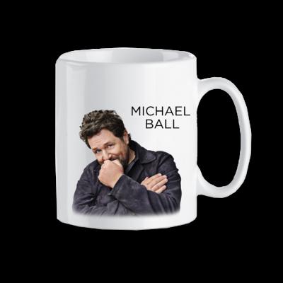 Michael Ball: We Are More Than One mug