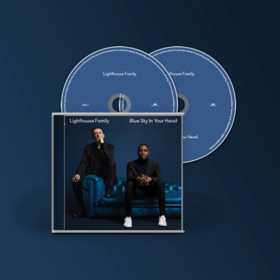 Lighthouse Family: Blue Sky In Your Head Double CD Album