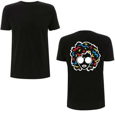 Annie Mac: AMP 2015 Black Logo T-Shirt