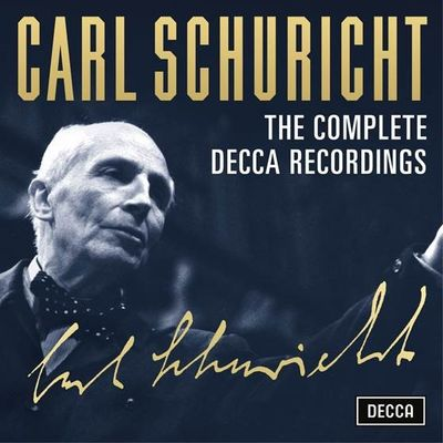 Carl Schuricht : The Complete Decca Recordings
