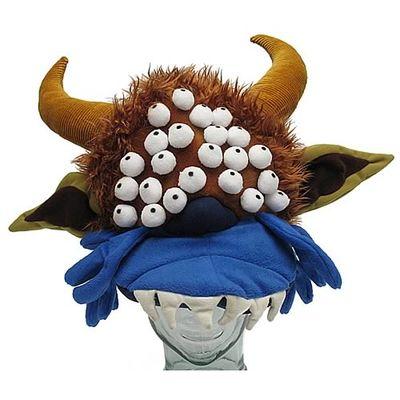 Monty Python: Beast Of Arrrggghhhh Plush Hat