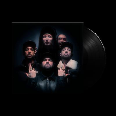 KURUPT FM: The Greatest Hits (Part 1): Black Vinyl LP + Signed Art Card