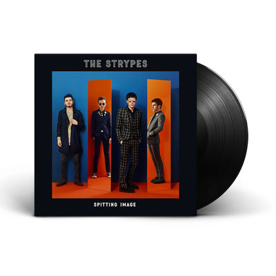 The Strypes: Spitting Image LP