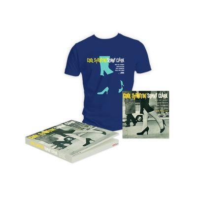Sonny Clark: Cool Struttin' T-Shirt And Vinyl Large