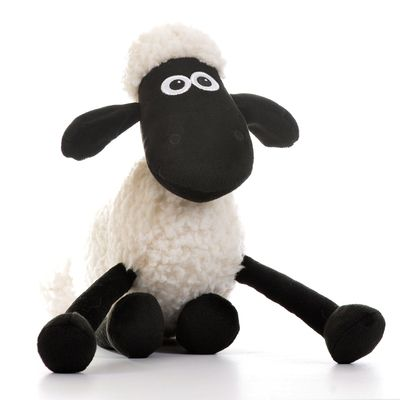 Shaun the Sheep: Shivering Shaun 30cm Plush