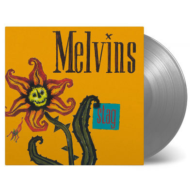 Melvins: Stag: Limited Edition Silver Vinyl
