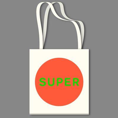 Pet Shop Boys: SUPER Tote Bag