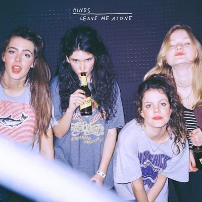 Hinds: Leave Me Alone