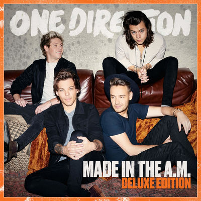 One Direction: Made In The A.M. (Deluxe Edition)