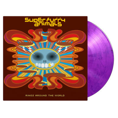 Super Furry Animals: Rings Around The World: 2LP+7