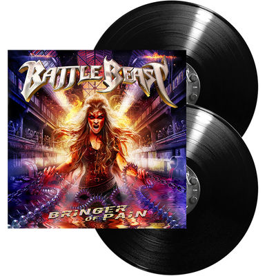 Battle Beast: Bringer Of Pain: Ltd. Edition Gatefold + Signed Insert