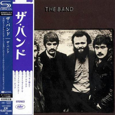 The Band: The Band: SHM-CD