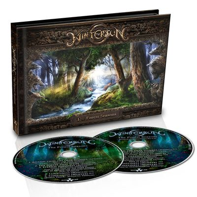 Wintersun: The Forest Seasons Limited Edition + Signed Insert