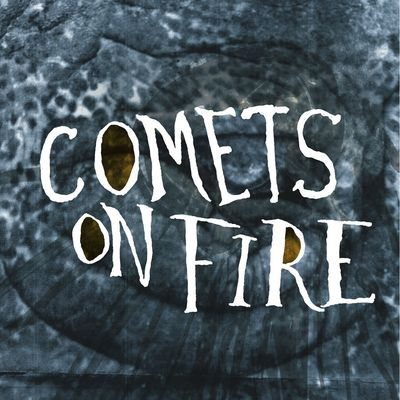 Comets On Fire: Blue Cathedral