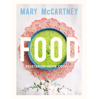 Meat Free Monday: Food by Mary McCartney