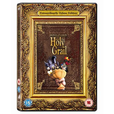 Monty Python: Monty Python Holy Grail (Deluxe Edition)