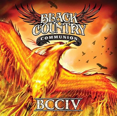 Black Country Communion: BCCIV: Orange Vinyl
