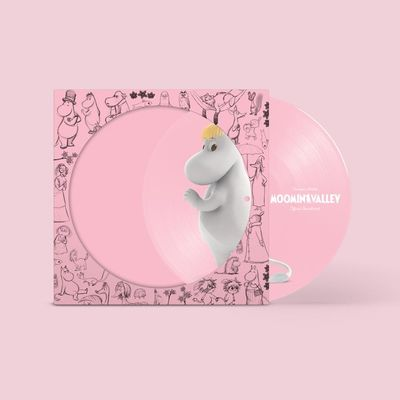 Various Artists: Moominvalley - Snorkmaiden Picture Disc