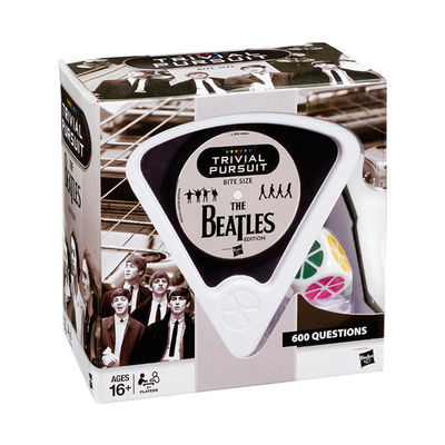 The Beatles: Bite Size Trivial Pursuit