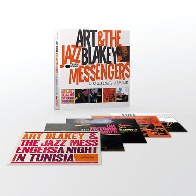 Art Blakey: 5 Original Albums