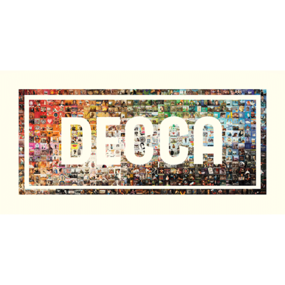 Decca: Decca Collage Poster