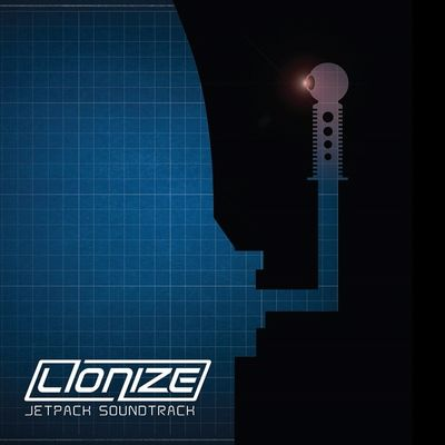 Lionize: Jetpack Soundtrack + Signed Poster