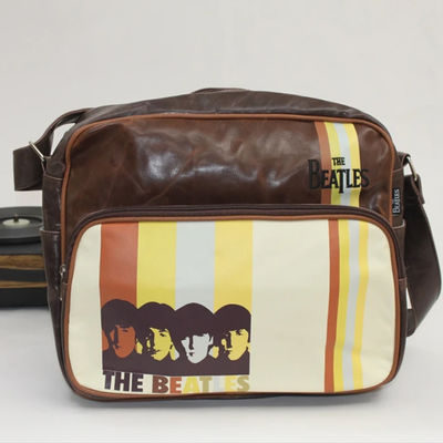 The Beatles: The Beatles Stripes Flight Bag