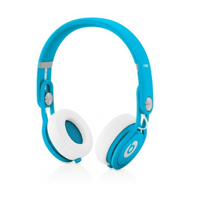 Beats: Mixr On-Ear Headphones - Neon Blue