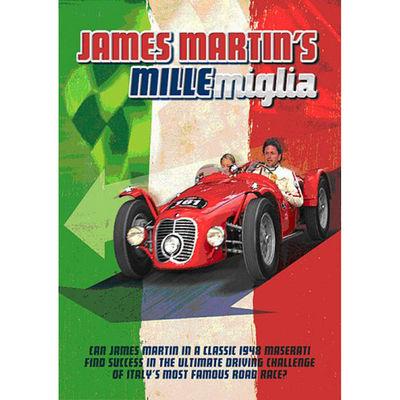 James Martin: James Martin's Mille Miglia