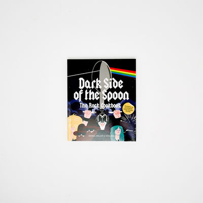 Abbey Road Studios: Dark Side of the Spoon: The Rock Cookbook - by Ralph Miller